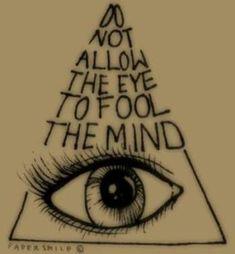 Lettering and Illuminati Eye Tattoo Design Ojo Tattoo, Tatoo Art, Illuminati Drawing, Tattoo Brazo, Schrift Tattoos, 5 Elements, Life Tattoos, Tatoos, Deus Ex