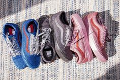 Vans Opening Ceremony Glitter Sneakers Launch