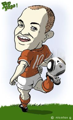 Rooney Wayne - England -- Live vote -- Yep Papa! allows the viewer to share his views live on his favorite football player.
