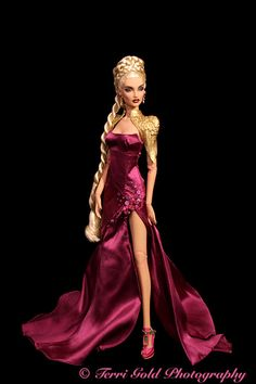 Collecting Fashion Dolls by Terri Gold: Dolls and Outfits from Kingdom Doll's Camelot Even...