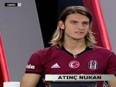The prince giving an interview to turkish TV after signing with Besiktas