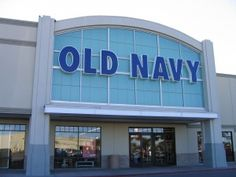Old Navy - some of the most classy, chic-looking shirts I own are from this store!