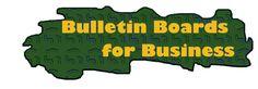 Business Education Bulletin Board Ideas (many adaptable for any classroom)
