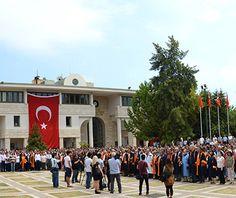 15 Temmuz || Mersin Üniversitesi