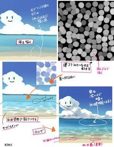 """瀬尾(・◡・)さんのツイート: """"海のメイキングԅ( ˘ω˘ ԅ) https://t.co/A3odGCW0rg"""""""