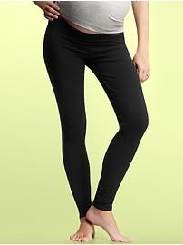 Maternity Clothing: GapFit | Gap - these are great all around, whether lounging, going out or prenatal yoga at home.