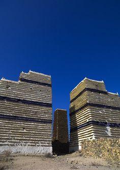 Asir area architecture - Saudi Arabia