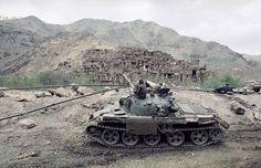 ¿Talibanes en la Casa Blanca? Fotografías de la guerra soviética en Afganistán [1979-1989]