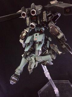 改裝作品 1/144 Gundam Desire...