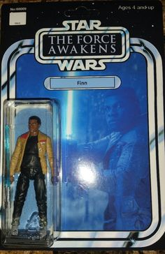 Custom Vintage Finn Black Series Action Figure 3.75 Star Wars TFA Hasbro | Toys & Hobbies, Action Figures, TV, Movie & Video Games | eBay!