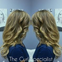 At The Curl Specialist, we utilize the highest quality products and industry leading techniques to offer premium services. Our philosophy is to listen and educate our guests, sharing curly hair techniques to enable you to embrace and adore your curls. An environment dedicated exclusively to curls!