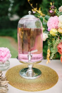 Pretty in Pink: A Simply Delicious Cocktail for Drink Dispensers