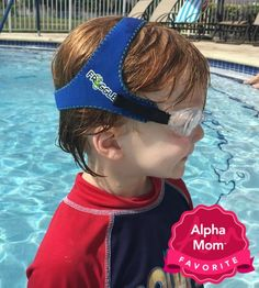 Frogglez Swim Goggles & 5 Other Pairs of Kids' Swim Goggles We Swear Won't Leak