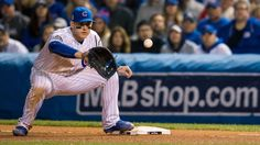 Major League Baseball announced its 2016 Gold Glove Award winners on Tuesday night. 1B Anthony Rizzo and RF Jason Heyward were winners for the Cubs.