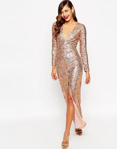 Sequined Bridesmaid Dress | Dress for the Wedding