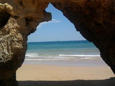 Praia Da Rocha, Portimao, Portugal.  Photo by madridcenter via TripAdvisor