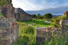 Moss Farm, Machrie Moor, Isle of Arran, Scotland      by J.C. House