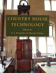 The country house: pioneer of new technology? Absolutely. Gas, plumbing, electricity and a host of gadgets were introduced into country houses before making their way into the wider world. 'Country House Technology' is the second book in the series 'Rewley House Studies in the Historic Environment', edited by Dr Paul Barnwell.