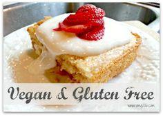 VMG206: Best Ever Strawberry Creamcheese Breakfast Cake