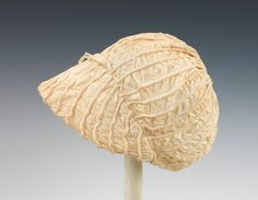 regency style infants bonnet