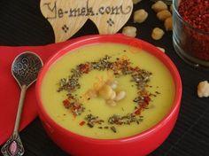 Nohut Çorbası Resimli Tarifi - Yemek Tarifleri