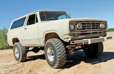Lifted 1975 Dodge Ramcharger Photo 97748060