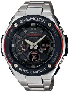 online shopping for Casio G-Shock G-Steel Smoke Dial SS Chronograph Quartz Men's Watch from top store. See new offer for Casio G-Shock G-Steel Smoke Dial SS Chronograph Quartz Men's Watch Casio G-shock, Casio Watch, Trendy Watches, Sport Watches, Watches For Men, Men's Watches, Prime Watches, G Shock Watches Mens, Casio Vintage