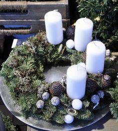 Advent - Kaarsen op lijn