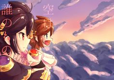 Kid Icarus - Pit and Dark Pit