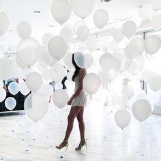 Twelve-hundred balloons > Monday. #kitvsmonday #thisiskitandace