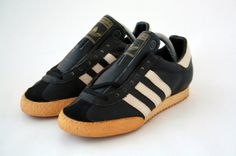 Vintage Adidas Samba Shoes Sneakers Trainers // by HiThereVintage, $200.00