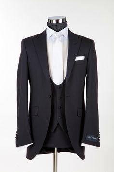 2016 New Arrival Groom Suit Custom Made Wedding Men Suit Men Dinner Tuxedos (Jacket+Pants+Vest+Tie)Black Suit Wedding Men, Wedding Suits, Wedding Attire, Wedding Ideas, Wedding Coral, Wedding Inspiration, Wedding Dinner, Wedding Groom, Wedding Things