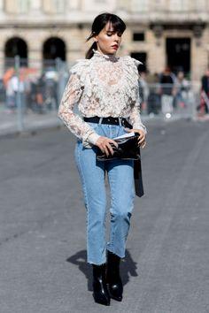 30+ Casual Women Denim Outfit Ideas