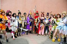 Bao Sanniang from Dynasty Warriors 7 Cosplay