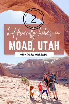 Looking for hikes near Moab that are NOT in the National Parks? Here are our top picks for kid friendly hikes outside of the parks and close to Moab, Utah. #utahhikes #hikingwithkidsinutah #hikingwithkids #moab Moab Utah, Utah Hikes, Utah Red Rocks, Hiking With Kids, Colorado River, Picnic Area, Family Adventure, Family Dogs, Fun Activities