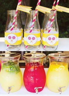 Lemonade-birthday-party-drinks