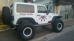 "Jeep jk 40"" by 4x4 Works Ermelo"
