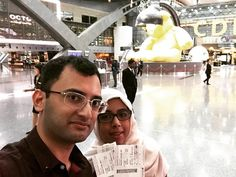 Onward to #Muscat for a #wedding with wifey. Time for #YHGoes2OM and ringing in the New Year in #Oman. #Qatar #travel - December 28 2015 at 12:38PM