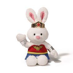 Wonder Woman Bendable Plush - 4057008