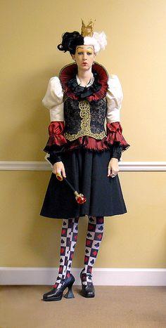 my queen of hearts costume