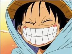Pin by kristina aka monkey d. luffy on one piece I Love Anime, Awesome Anime, Anime Guys, One Piece Manga, Luffy Manga, Manga Anime, Angry Animals, Smile Wallpaper, One Piece Funny