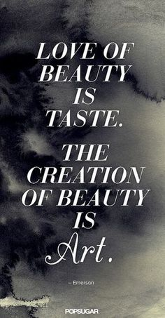 25 Pinnable Beauty Quotes to Inspire You: What sets your heart aflutter?: The notion of beauty in truly poetic form. | #clairetaylormua
