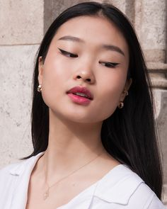 Take your outfit to the next level with our STAIRWAY hoops, BOLD ear cuff, ATHENA necklace and HERRINGBONE bracelet!  What's your signature ensemble? . . . . . . . . . . #arionjewelry #goldvermeil #antitarnish #vienna Korean Design, Rion, Handmade Design, Stairways, Vienna, Herringbone, Handmade Jewelry, Jewelry Design, Ear