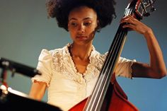 Esperanza Spalding her voice her voice her style is just awesome!