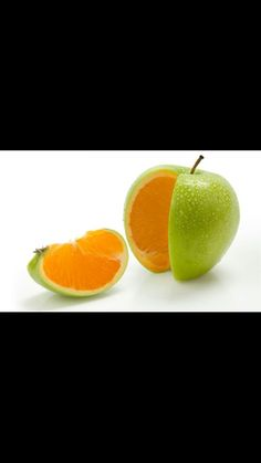 Appel sinaasappel