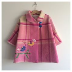 A personal favourite from my Etsy shop https://www.etsy.com/au/listing/463480070/girl-baby-toddler-long-wool-coat