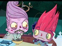 Cena da animação 'Historietas assombradas para crianças malcriadas' Foto: Divulgação