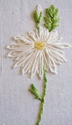 silk ribbon embroidery designs and techniques Brazilian Embroidery Stitches, Crewel Embroidery Kits, Embroidery Supplies, Silk Ribbon Embroidery, Hand Embroidery Patterns, Embroidery Thread, Cross Stitch Embroidery, Embroidery Services, Modern Embroidery