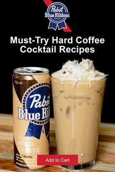 Coffee Drink Recipes, Alcohol Drink Recipes, Coffee Cocktails, Beer Recipes, Cocktail Drinks, Recipies, Party Drinks, Fun Drinks, Yummy Drinks