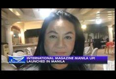 """International magazine """"Manila Up!"""" launched in Manila"""